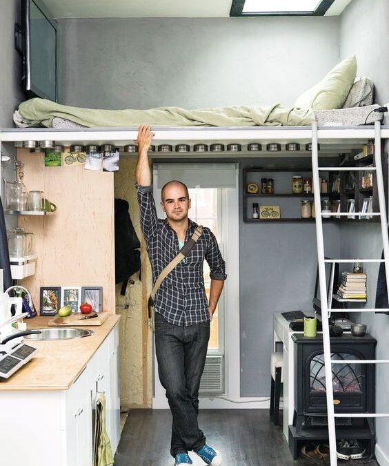 diseño interior en departamentos pequeños
