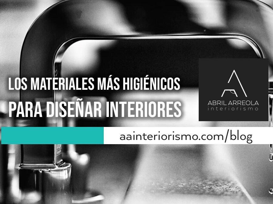 Los materiales más higiénicos para casa